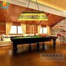 pool table chandelier ideas pool table light and style retro glass rattan man large chandelier restaurant billiards table snooker lights bar lighting in