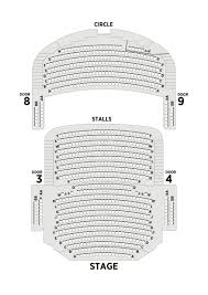 Young Vic Seating Chart Curve Theatre Explore Our Venue