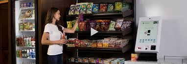 How To Get A Vending Machine In My Office Mesmerizing Healthy Micro Markets Office Vending Services Business Vending