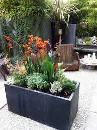 Patio Garden Planters Best Of On Awesome Outdoor Planter Ideas Design  Planter Gardening Ideas