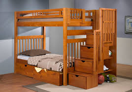 bunk beds with stairs. Bunk Beds With Stairs