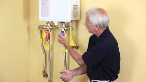 Gas Water Heater Installation Kit Tankless Water Heater Valve Kit Youtube