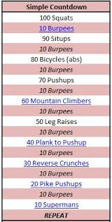 it s the best fat burning work out ever i