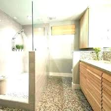 glass shower half wall fascinating half glass tub shower doors wonderful granite shower walls showers with