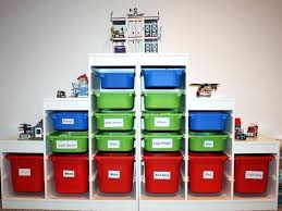 image of completed storage ideas lego ikea decorating styles 2018 container