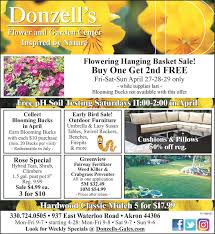 donzell s flower garden center