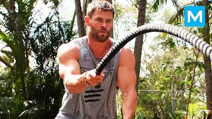 Insane THOR s Workout Chris Hemsworth Muscle Madness YouTube