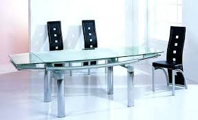 full size of glass dining table set 6 seater and chairs gumtree top brilliant modern sets