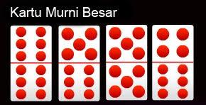 Hasil gambar untuk domino qq kartu seri 5