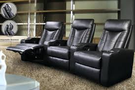 man cave furniture perfect for sports fanovie buffs this triple threat seating arrangement means man cave furniture