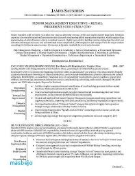 Retail Resume Examples Custom Resume Examples For Retail Inspirational Retail Resume Examples