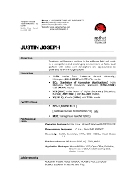 Sample Resume For Hospitality Students Valid Cv Format For Hotel Enchanting Resume Format Hotel Industry