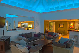 wall mood lighting. 15 living room mood lighting 46 envy worthy finished basements wall