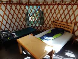 Bothe Napa State Park: Yurt #3. Bring A Sheet For The Bed