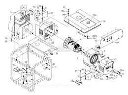 Powermate formerly coleman pm0525202 parts diagram for generator parts rh jackssmallengines