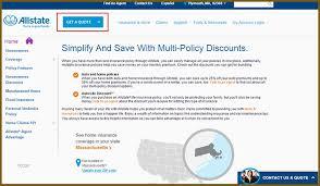 Allstate Online Quote Interesting Auto Insurance Quotes Car Insurance Allstate Online Quote Good