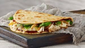 panera sandwich menu.  Menu BBQ Chicken Flatbread On Panera Sandwich Menu K