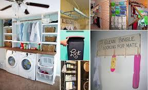 40 super clever laundry room storage ideas home design garden
