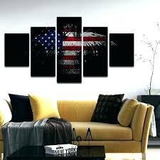cool multi panel wall art eagle flag canvas uk on multi panel wall art uk with cool multi panel wall art eagle flag canvas uk