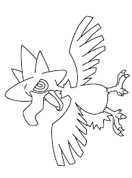 Pokemon Ball Coloring Page Hawlucha Pokemon Coloring Pages Images
