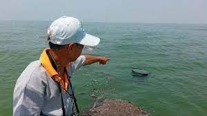 คาดวันนี้ กู้เรือจม ต้นเหตุมลพิษปากอ่าวมหาชัยได้