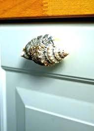beach drawer knobs trycache beach drawer pulls diy sea glass drawer pulls