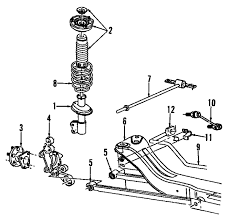 saturn sl2 fuse box diagram saturn trailer wiring diagram for 2001 saturn l200 rear suspension diagram