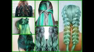 Best Green Hair Dye Ideas Hair