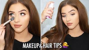 best hair and makeup tips 2018