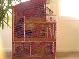 picture of how to build a guinea pig hamster cage mansion