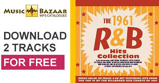 Charts 1961 1961 R B Hits Collection Cd4 Mp3 Buy Full Tracklist