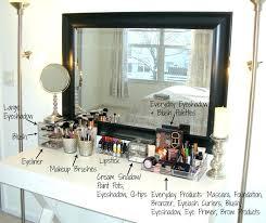 makeup desk storage makeup desk storage makeup organization ideas beauty twist makeup organization storage more makeup