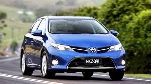 Toyota Corolla Ascent Sport '2012–15 - YouTube