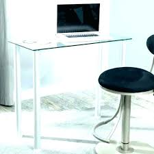 clear office desk. Plastic Office Desk White Acrylic Protector Desks Large Clear E