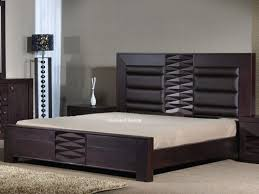 modern wooden bed designs.  Bed Exclusive Wooden Bed On Modern Designs