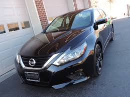 2017 Nissan Altima Led Fog Lights 2017 Nissan Altima 2 5 Sr Stock 248840 For Sale Near