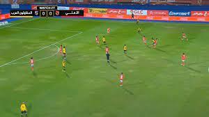 فيديو: أهداف مباراة الأهلي والمقاولون العرب في الدوري المصري 2020-21