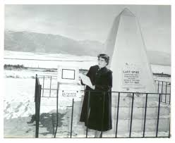 Bernice Gibbs Anderson, Mother of the Golden Spike - Golden Spike National  Historical Park (U.S. National Park Service)