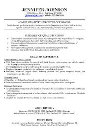 Resume Examples With No Work Experience Magnificent Resume Examples With No Work Experience Resume Examples For Within