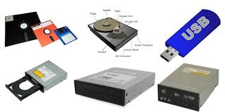 data storage devices secondary storage devices