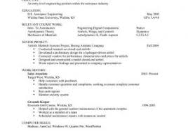 Samples Of Effective Resumes - Sarahepps.com -
