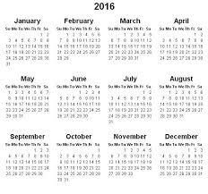 printable year calendar 2013 2016 year calendar template calendar template calendar 2016