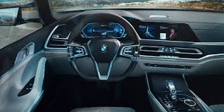 2018 bmw large suv. delighful suv large suvs 2018 bmw x7 interior concept with futuristic dashboard style  throughout bmw large suv e