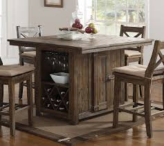 tuscany park counter height island table