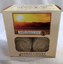 Yankee Candle Country Kitchen Amazoncom Napa Valley Sun Home Kitchen