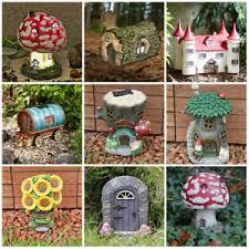 image is loading outdoor solar led fairy garden fairy house garden