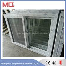 Ausgeglichenes Glas Slidng Belüftung Fenster Mit Netz Foto Auf De