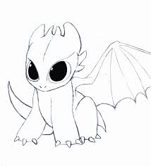Exquisite Ideas Baby Dragon Coloring Pages Trending Paged For