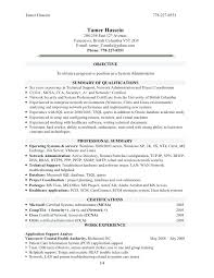 resume system administrator entry level network administrator resume hotwiresite com