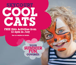 SkyCourt <b>Cool Cats</b> - SkyCourt Shannon Town